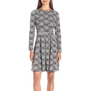 Tommy Hilfiger Normandy lace fit flare dress